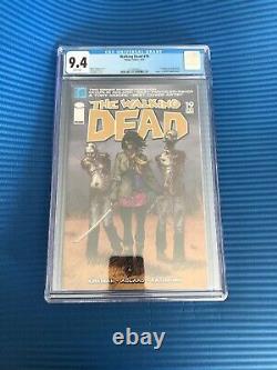 2005 Walking Dead #19 CGC 9.4 1st Appearance Michonne