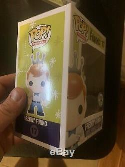 2013 Freddy Funko The Walking Dead Bloody Rv Walker! Extremely Rare Le 12