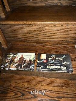 2014 Cryptozoic Walking Dead Season 3 Part 1 & Part 2 Trading Card HOBBY Boxes