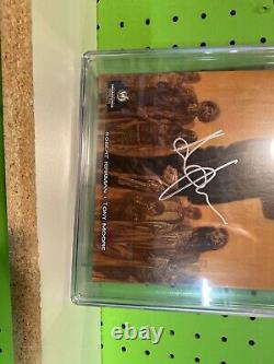 CGC SS 9.6 The Walking Dead #1 Signed by Andrew Lincoln Rick Auto Wizard Variant