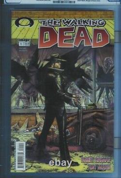 Cgc 9.6 Walking Dead #1 1st Print 1st Appearance Rick Grimes Image 2003