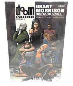 Doom Patrol Omnibus HC Collects #19-63 DC Comics Vertigo Hardcover New $150