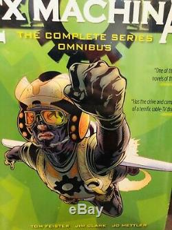 Ex Machina Complete Series Omnibus Hardcover Hc 1440 $150 Retail No Reserve