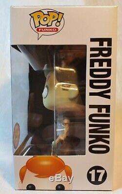 Freddy Funko Pop Vinyl RV Walker Walking Dead SDCC Exclusive 2013