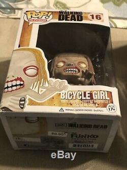 Funko POP Walking Dead Lot. 28/1 POP Rides. New Daryl Rick Neagan Carol Carl