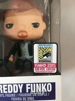 Funko Pop Freddy Funko as Daryl Dixon SDCC Exclusive. TWD Limited Edition 500 pc