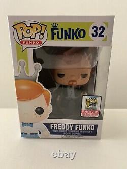 Funko Pop Freddy Funko as Daryl Dixon SDCC Fundays 2015 TWD Limited Edition 500