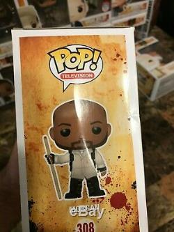 Funko Pop! Lot Walking Dead Morgan, Maggie, Shane, Hershel, T-Dog, & More