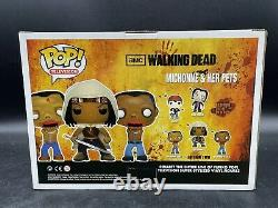 Funko Pop! Michonne & Her Pets Walking Dead PX Previews 3 Pack 2013 Vaulted RARE