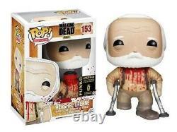 Funko Pop! TV The Walking Dead #153 Bloody Hershel Greene 2014 Convention Exc