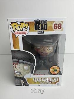Funko Pop! The Walking Dead #68 Prison Guard Walker 2013 SDCC Exclusive 1008 Pcs