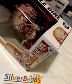 Funko Pop The Walking Dead Bicycle Girl Bloody #16 PX Previews Exclusive Rare