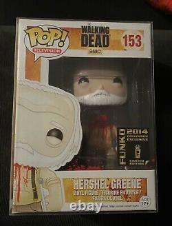 Funko Pop The Walking Dead Hershel Greene (Headless) Summer Convention