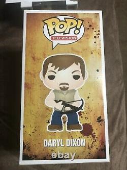 Funko Pop! Walking Dead Giant 9 Inch Daryl Dixon VAULTED