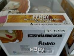 Funko Pop! Walking Dead lot NEW