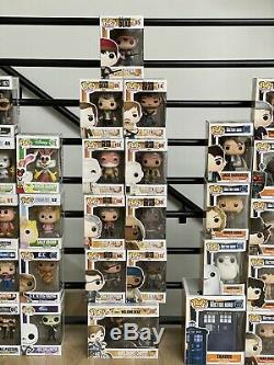 Funko pop lot Collection Marvel dc Walking Dead Grails Friends Disney Approx 265