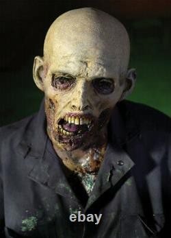 Halloween 6' Monster LifeSize Zombie Legend Walking Dead Haunted House Film Prop