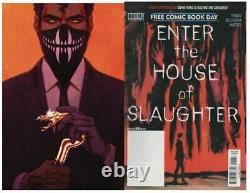 House Of Slaughter #1 Something Killing Children 1200 Frison Foil Variant +
