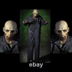 Life Size Zombie Prop (6 Ft) Legend Walking Dead Walker Halloween Haunted House