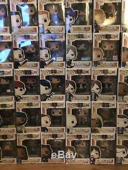 Lot Walking Dead Pop Funko Rick Grimes Daryl Dixon Glenn Rhee Maggie Negan Carl