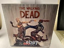 McFarlane The Walking Dead Rick Grimes Statue