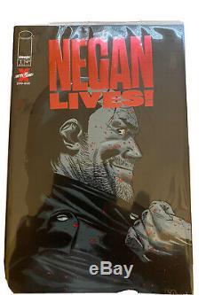 NEGAN LIVES #1 RED FOIL variant (SUPER RARE limited run)