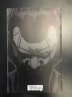 Negan Lives #1 Gold Variant Robert Kirkman Walking Dead New And Rare