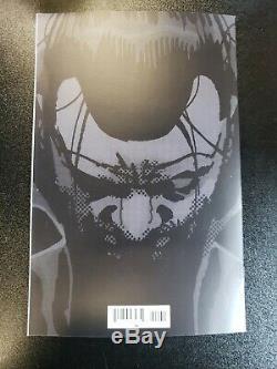 Negan Lives! Walking Dead Gold Foil Image One Per Store Variant