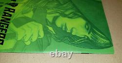 POWER RANGERS UNLIMITED HEIR TO DARKNESS 150 Jenny Frison Boom Virgin Variant