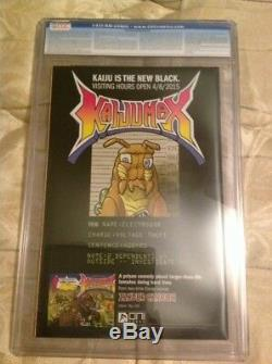Rick And Morty 1 CGC 9.6 150 Roiland Variant Free Shipping