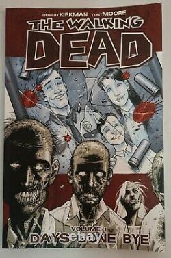 Run of 32 Image Comics THE WALKING DEAD Trade Paperbacks Vol 1 32 NEW TPB