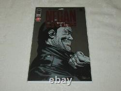 Skybound Image Walking Dead Negan Lives #1 Red Foil Cover Exclusive Comic Book