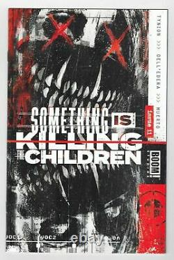 Something Is Killing The Children #11 Set Of Two Variants 150 & 1100 Nm