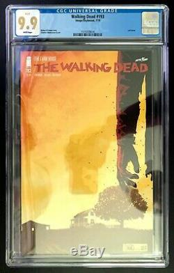 THE WALKING DEAD #193 CGC 9.9! Last Issue of Series! Graded better than CGC 9.8