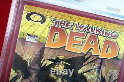 THE WALKING DEAD # 1 (Image) PGX 9.8 NM/MT Near Mint 1st Rick Grimes AMC +CGC