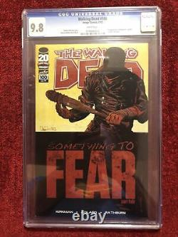 The Walking Dead #100 CGC 9.8