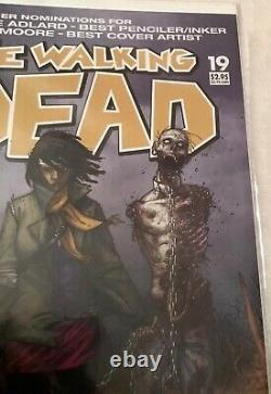 The Walking Dead #19 1st Appearance of Michonne! 1st print High Quality Copy NM
