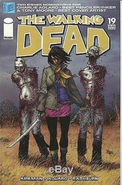 The Walking Dead #19 FIRST PRINT- FIRST APPEARANCE OF MICHONNE (Jun 2005, Image)