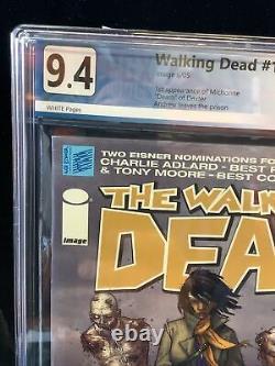 The Walking Dead #19 Graded 9.4 First Michonne