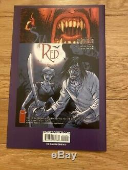 The Walking Dead #19 Michonne IMAGE Comic Book KIRKMAN First Print