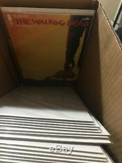 The Walking Dead 1-193 COMPLETE SERIES RUN 1-5, 19, 27 CGC ALL FIRST PRINTS