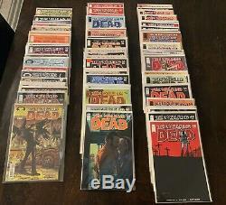 The Walking Dead 1-193 Full Run (#2-cgc 9.2) All First Prints! Many Variants +