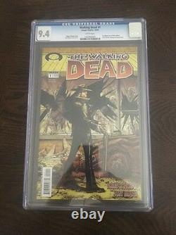 The Walking Dead #1 CGC 9.4 White