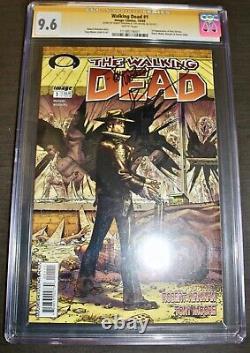 The Walking Dead #1 (CGC Signature Series)