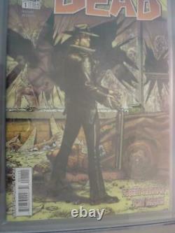 The Walking Dead #1 (First Print/Black Label), Image Comics, 2003 CGC 9.2 Graded