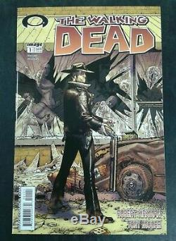 The Walking Dead #1 (Image 2003) 1st PRINT NM 9.6 9.8 CGC IT! 1st Rick Grimes