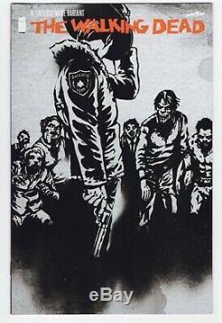 The Walking Dead #1 NM+ The Last Wine Variant No Reserve Super Rare Key