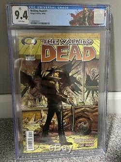The Walking Dead #1 (Oct 2003, Image)