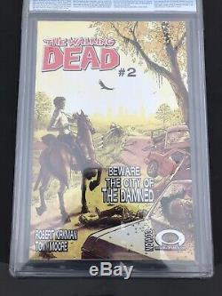 The Walking Dead #1 (Oct 2003, Image) CGC 9.6 Please Read Description
