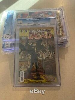 The Walking Dead #1 (Oct 2003, Image) Cgc 9.6